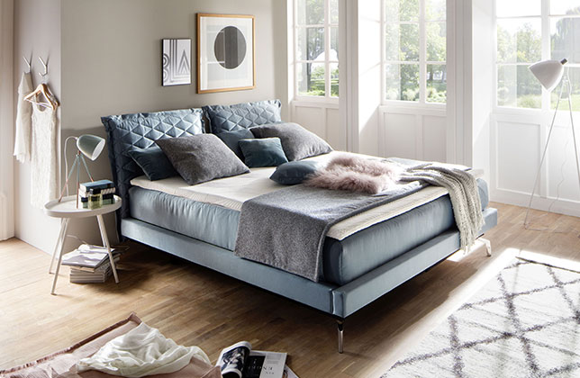 Boxspringbett Creation von Femira